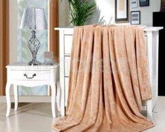 Deka mikro - béžová Přehozy na postel a deky - Deky - 150x200