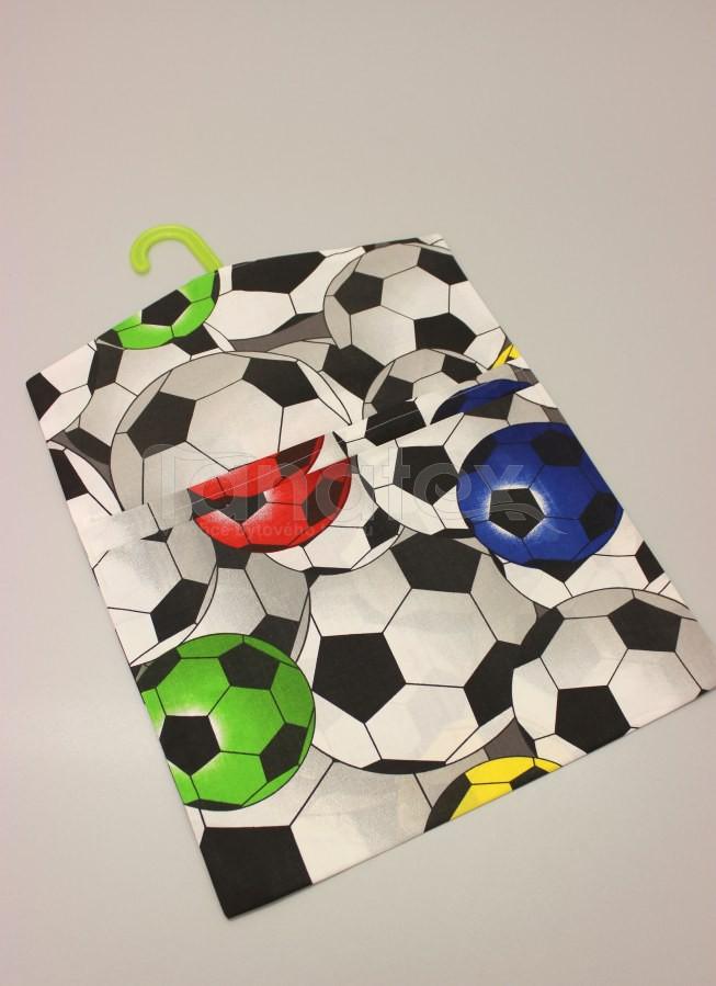 Kapsář na ramínko - míče - na ramínko