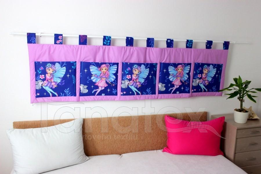 Kapsář - Víly na fialové
