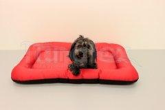 Omyvatelná podložka - velikost L - červená Pelíšky pro psy - Pelechy - Lehká podložka - Velikost L - 50x70