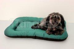 Omyvatelná podložka - velikost L - zelená Pelíšky pro psy - Pelechy - Lehká podložka - Velikost L - 50x70
