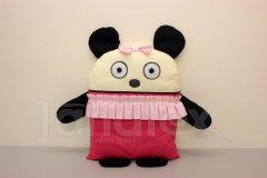 Pyžamožrout - Černé uši - puntíkatá sukýnka Pro děti - Pyžamožrout - Žrout snů