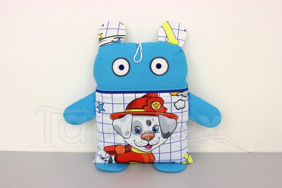 Pyžamožrout - Tyrkysový psí hasič