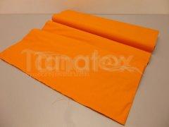 Prostěradlo na gumu oranžové v8 220x200 Prostěradla - Plátěná prostěradla - napínací do gumy - 200x220 - barevné