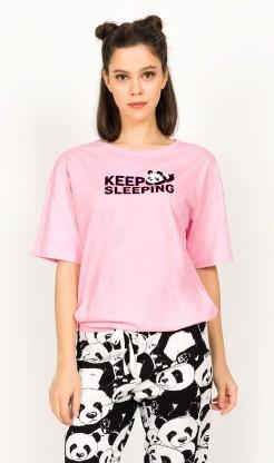 Dámské pyžamo kapri Keep sleeping