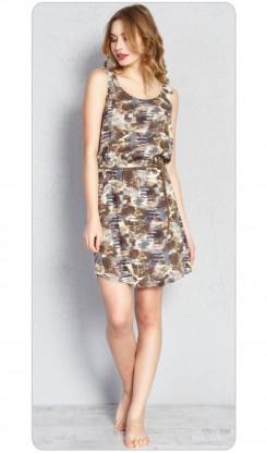 Dámské šaty Jenny - Dámské noční košile na ramínka