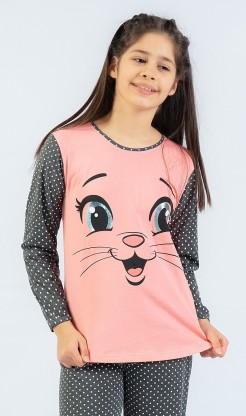 Dětské pyžamo dlouhé Miláček